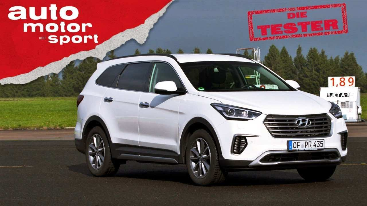 74 A Hyundai Grand Santa Fe 2020 Price Design And Review