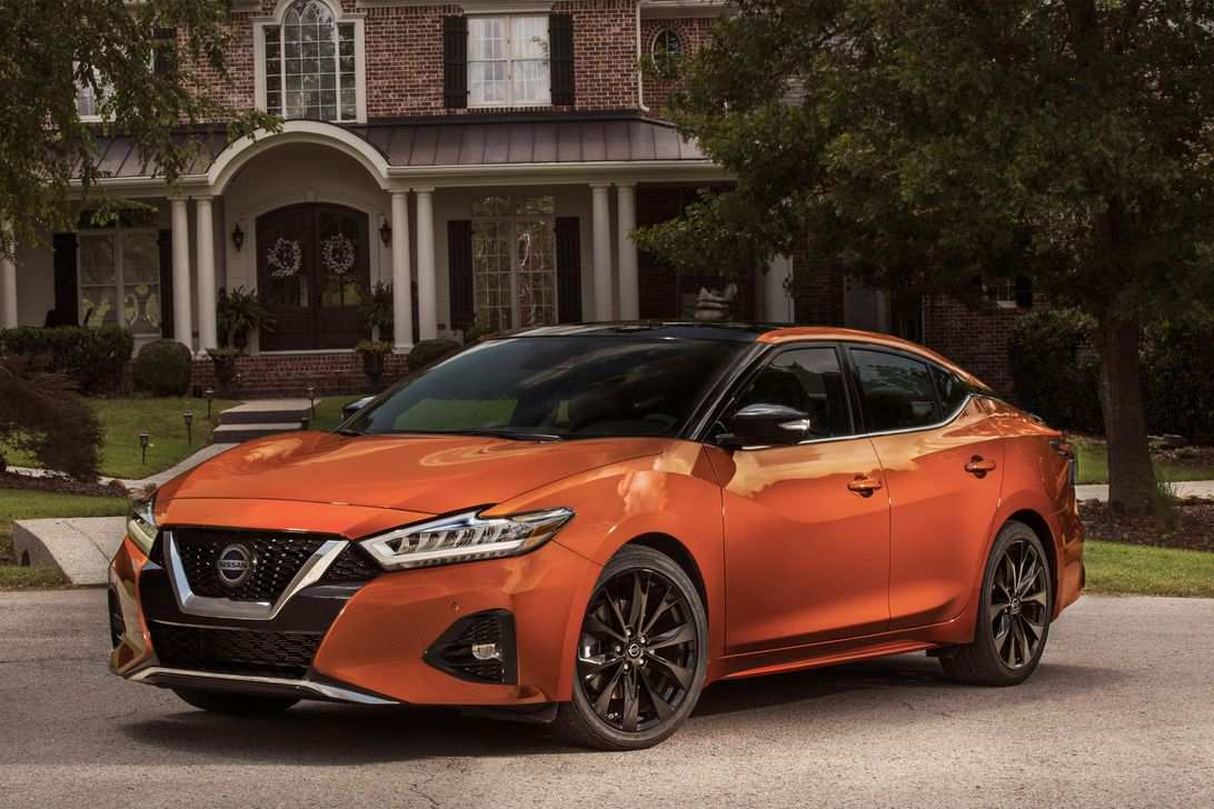 74 A Nissan Maxima 2020 Performance