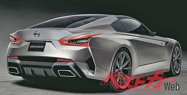 74 A Nissan New Z 2020 Overview