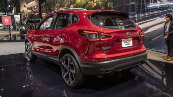 74 A Nissan Rogue 2020 Canada Pictures
