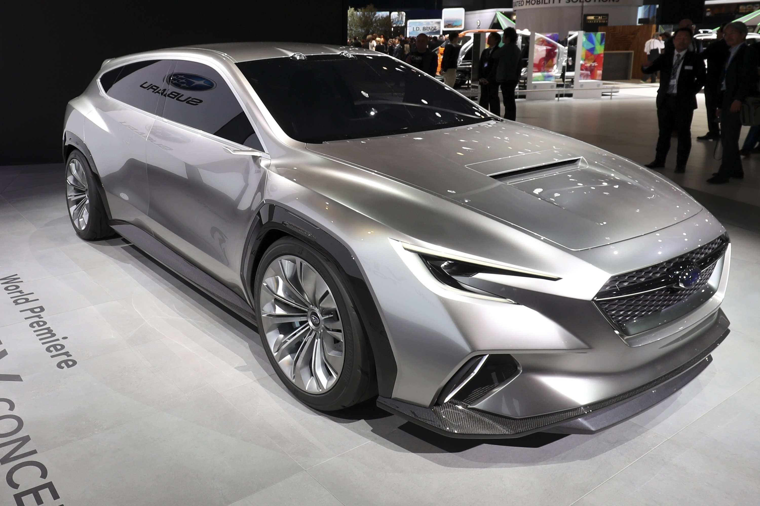 74 A Subaru Concept 2020 Review And Release Date