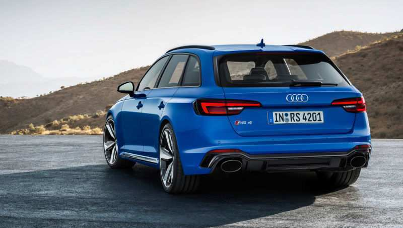 74 All New 2019 Audi Rs4 Usa Spesification