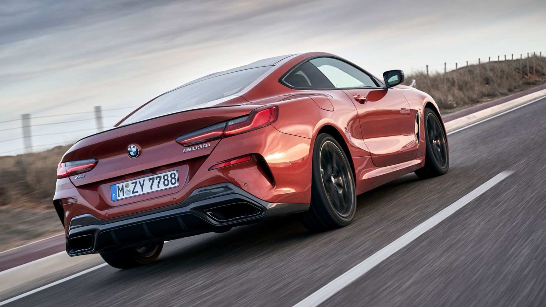 74 All New 2019 Bmw 8 Series Review Images