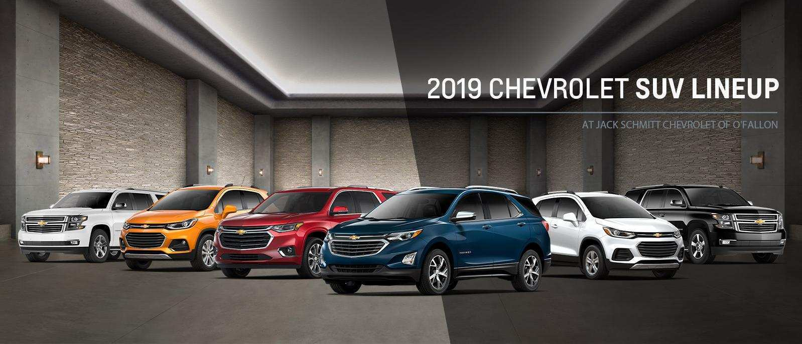 74 All New 2019 Chevrolet Lineup Reviews