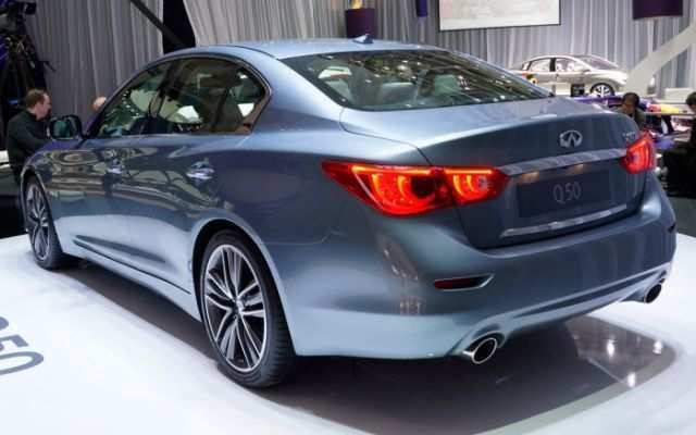 74 All New 2019 Infiniti Q50 Redesign New Concept