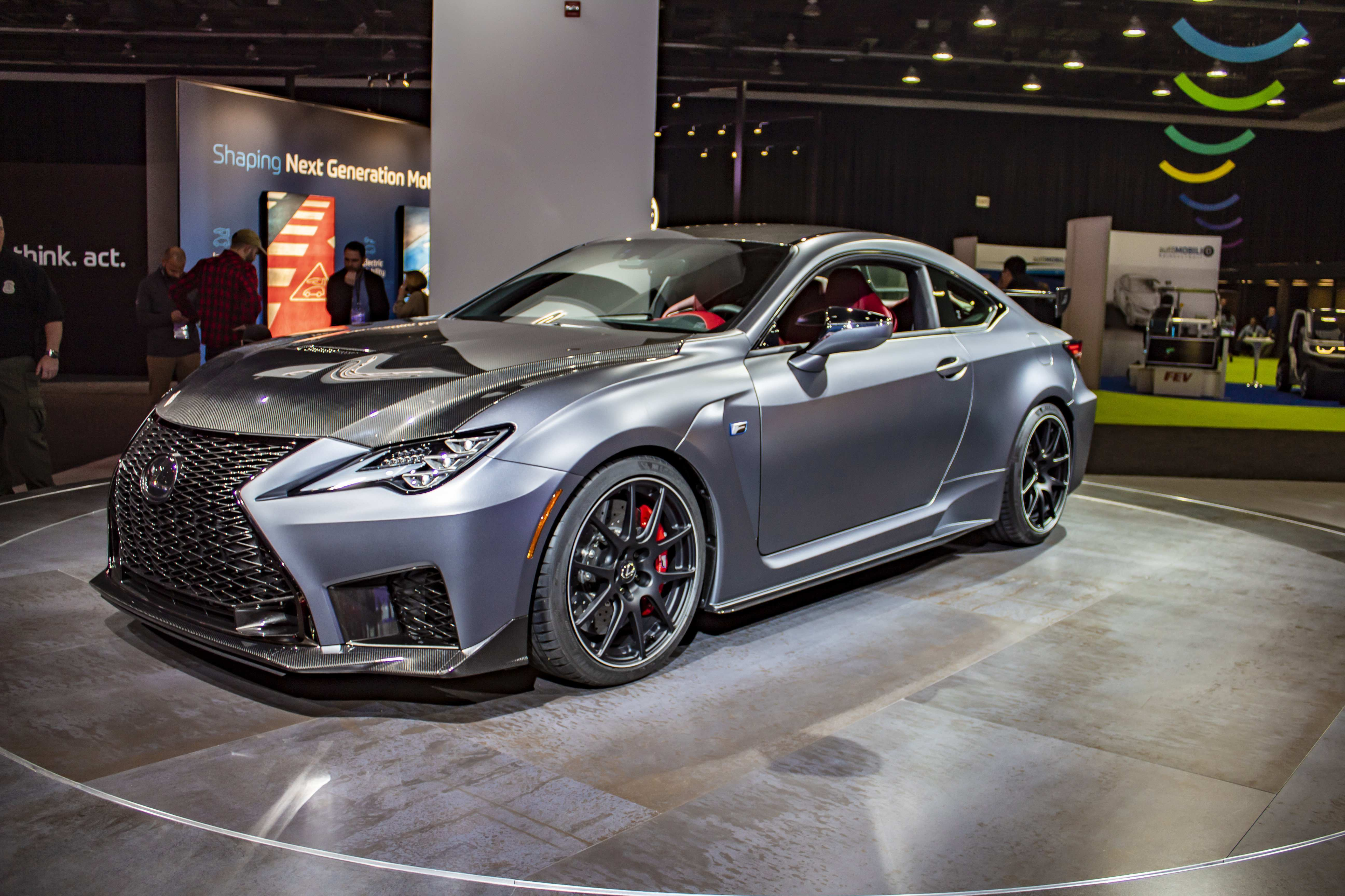 74 All New 2020 Lexus Rc F Track Edition Price And Review