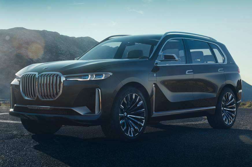 74 All New Bmw X7 2020 Exterior