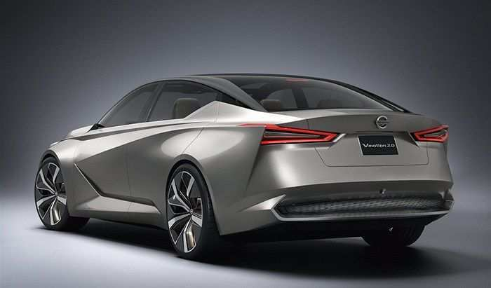74 Best 2019 Nissan Altima Rendering Release Date And Concept