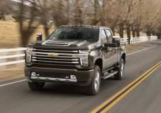 2020 Chevrolet 2500 Ugly