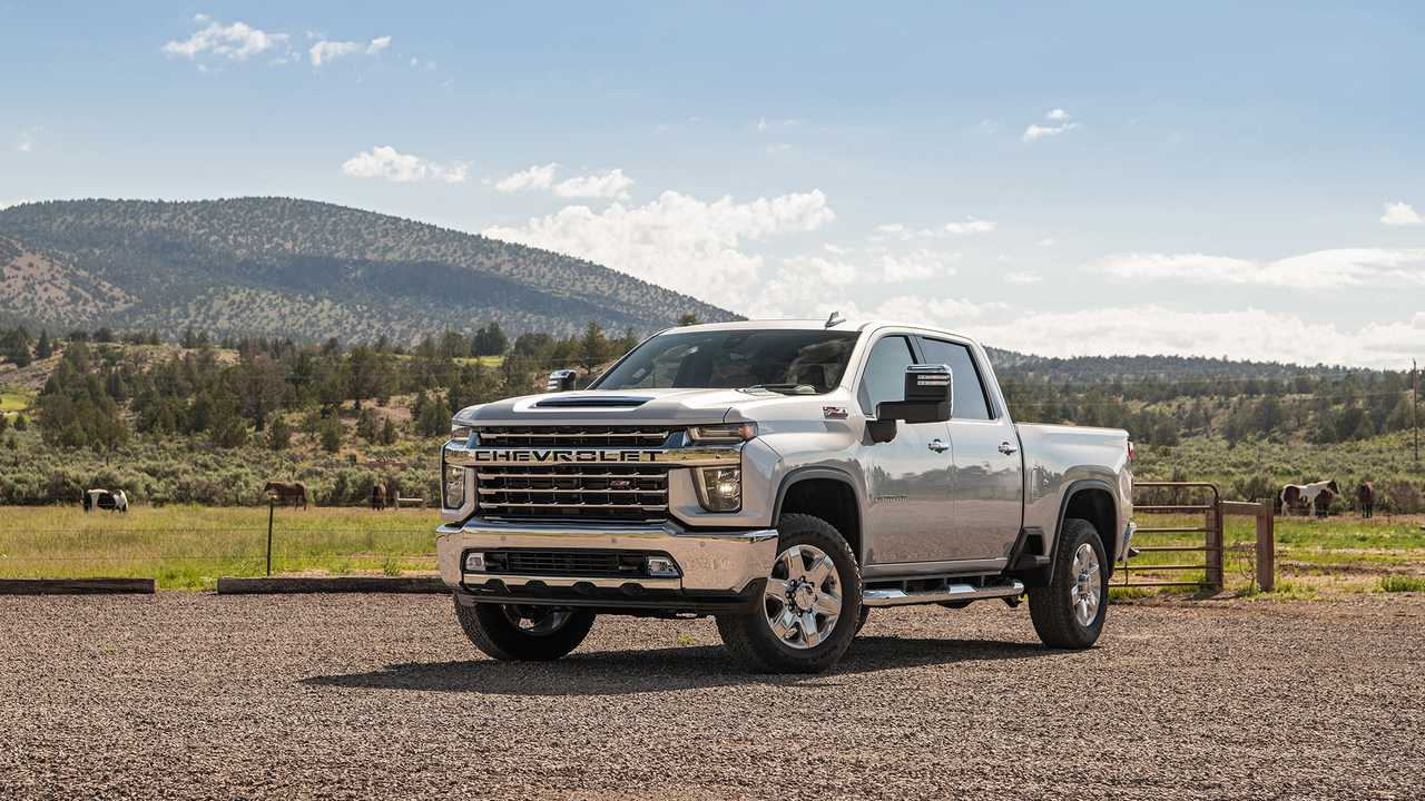 74 Best 2020 Chevrolet 2500 Ugly Redesign And Concept