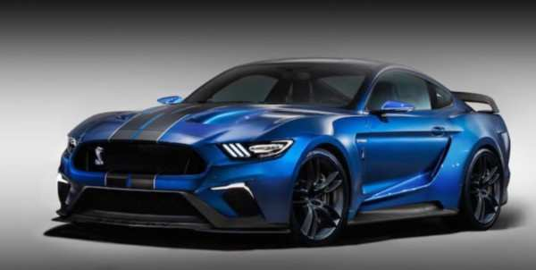 74 New 2020 Ford Shelby Gt500 Price Research New