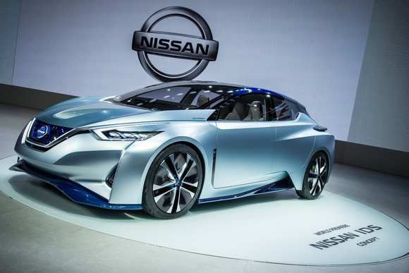 74 New Nissan Ids 2020 Interior