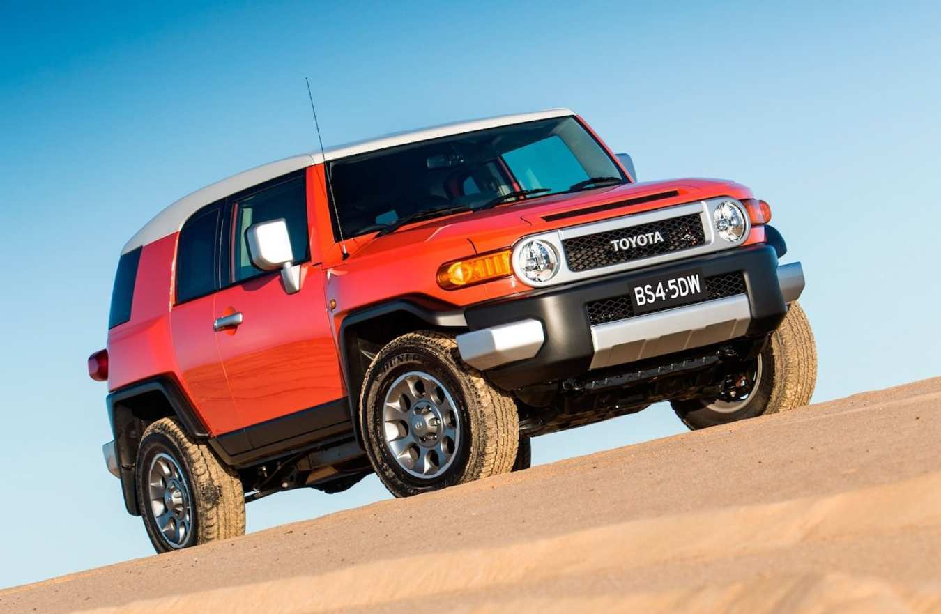 74 New Toyota Fj Cruiser 2020 Review and Release date