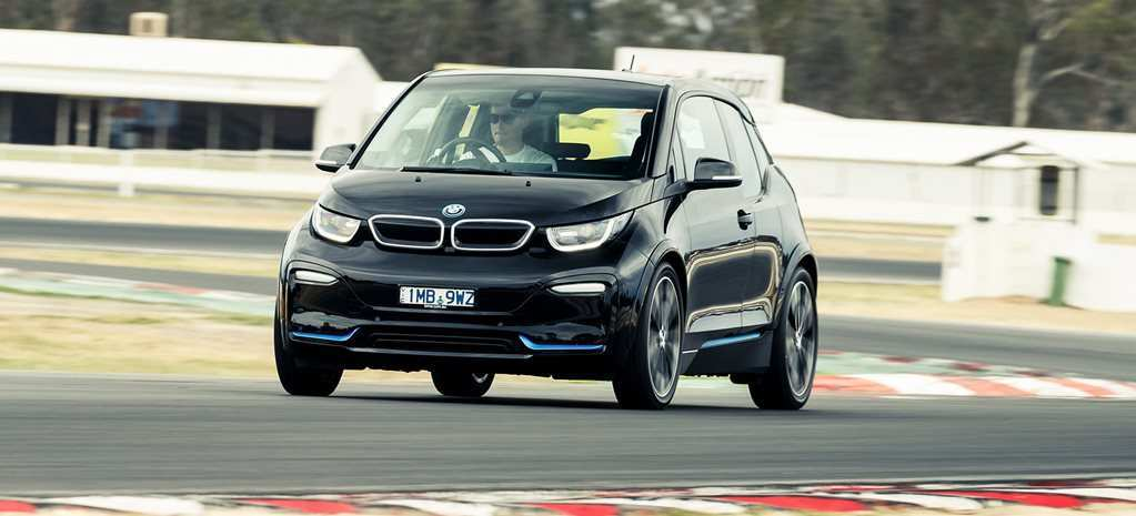 74 The 2019 Bmw Ev Speed Test