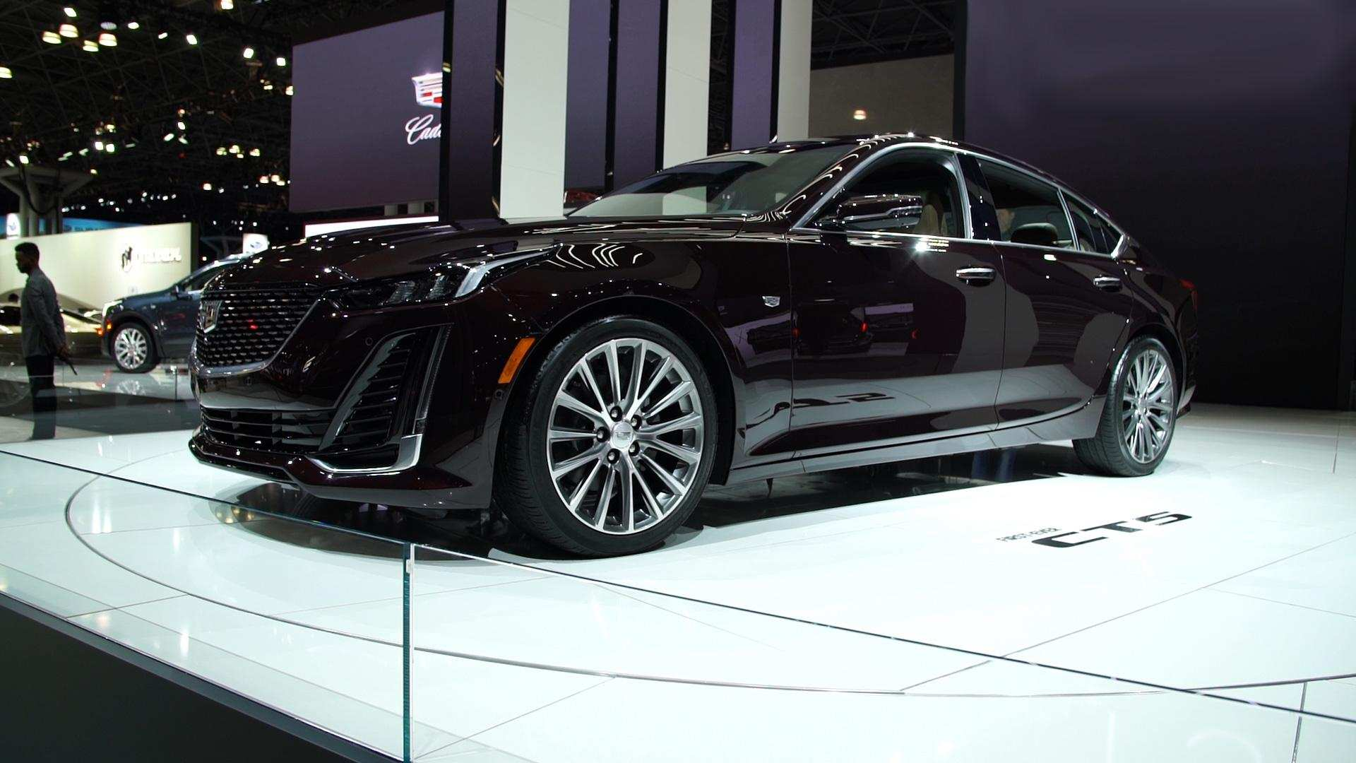 74 The 2020 Cadillac Convertible Performance