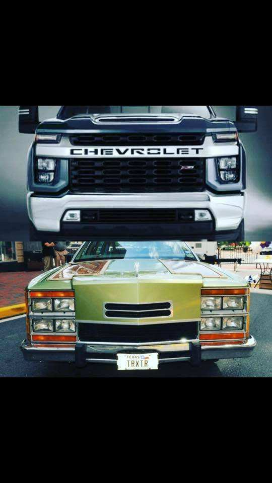 74 The 2020 Chevrolet 2500 Ugly Exterior