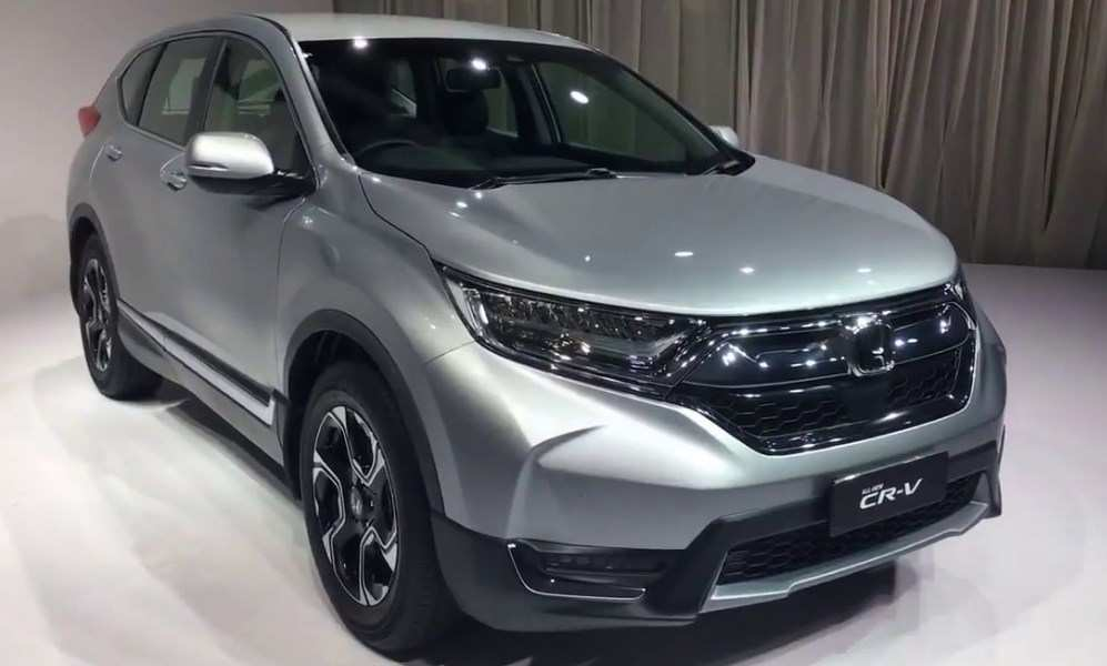 74 The 2020 Honda Cr V Exterior