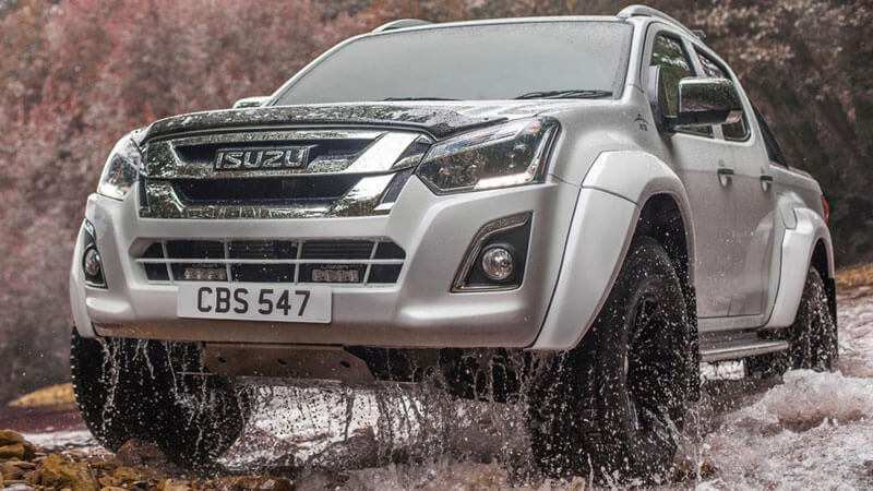 74 The 2020 Isuzu Exterior