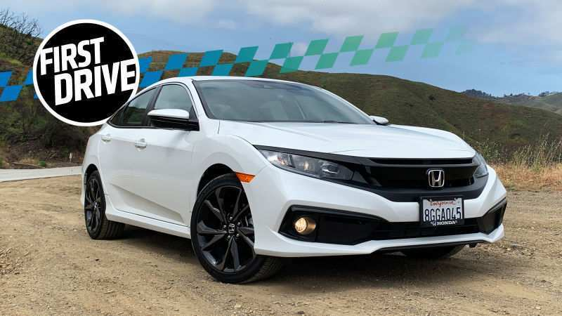 74 The Best 2019 Honda Sports Car First Drive