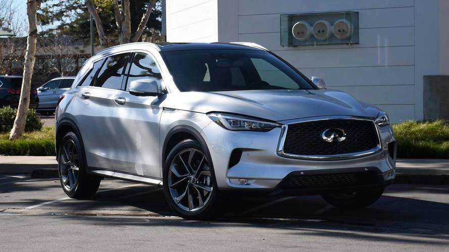 74 The Best 2019 Infiniti Qx50 Crossover Review And Release Date
