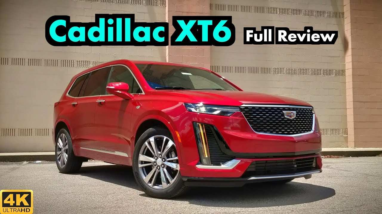 74 The Best 2020 Cadillac Xt6 Review Configurations