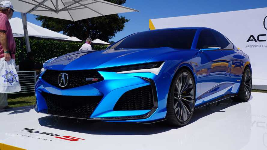 74 The Best Acura S Type 2020 Redesign And Concept