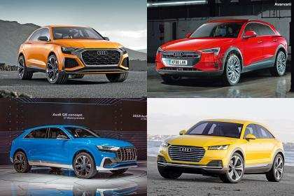 74 The Best Audi New Models 2020 New Review