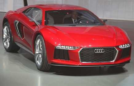 74 The Best Audi New Models 2020 Spesification