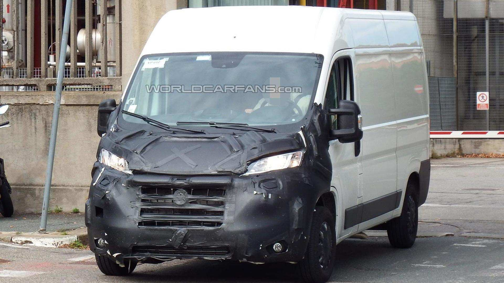74 The Best Peugeot Boxer 2020 Review and Release date