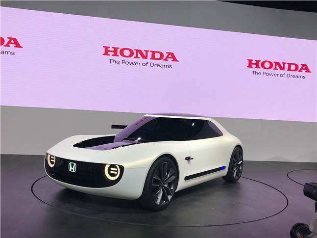 74 The Honda 2020 Electric Release