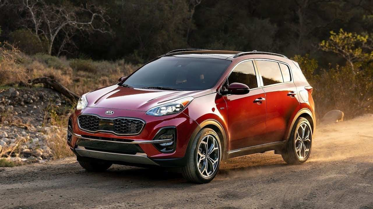 74 The Kia Sportage 2020 Youtube Overview