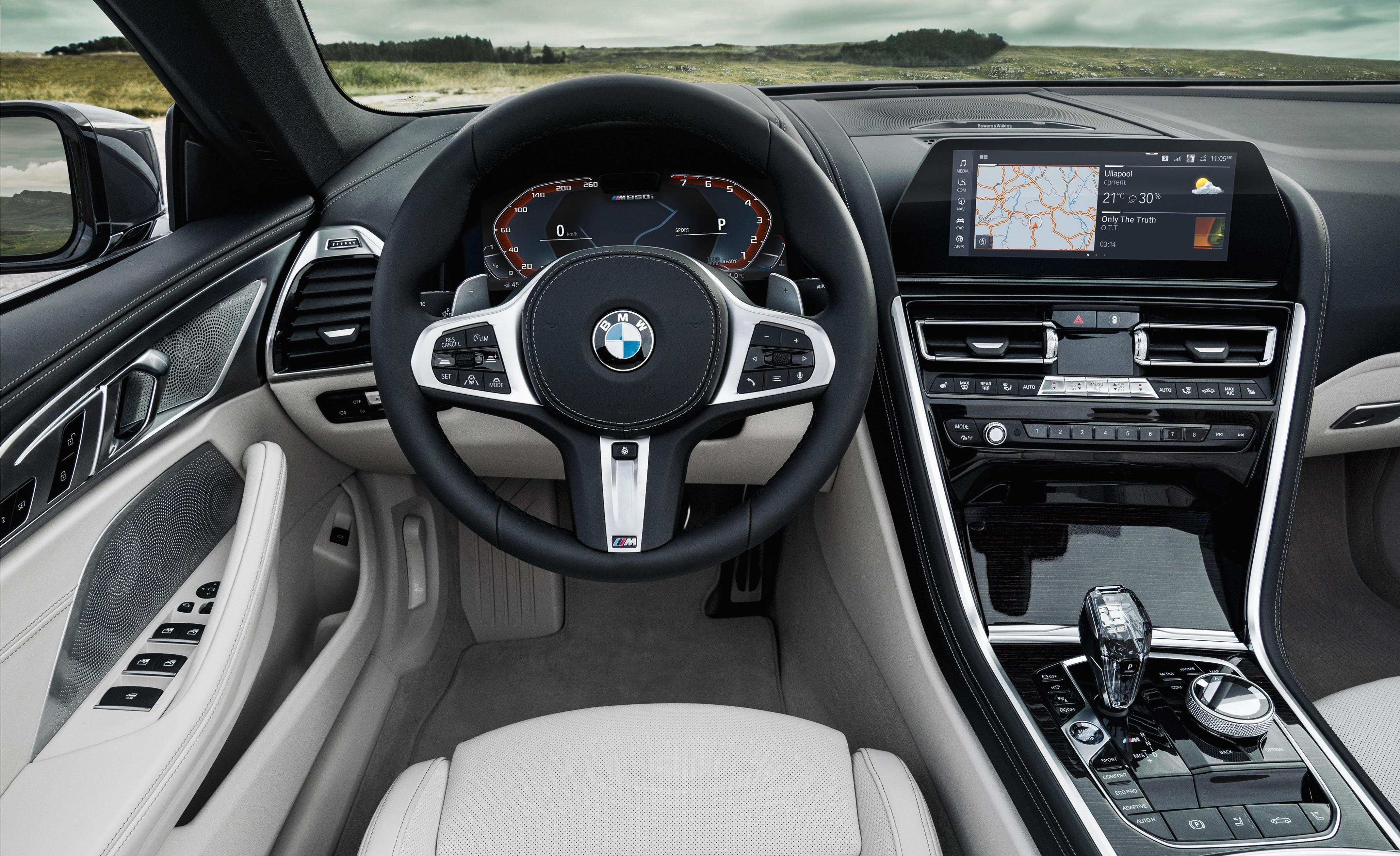 75 A 2019 Bmw 8 Series Interior Performance And New Engine