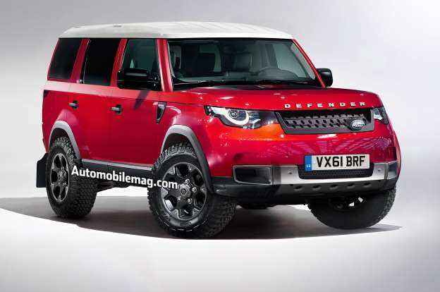 75 A 2019 Land Rover Lineup New Review
