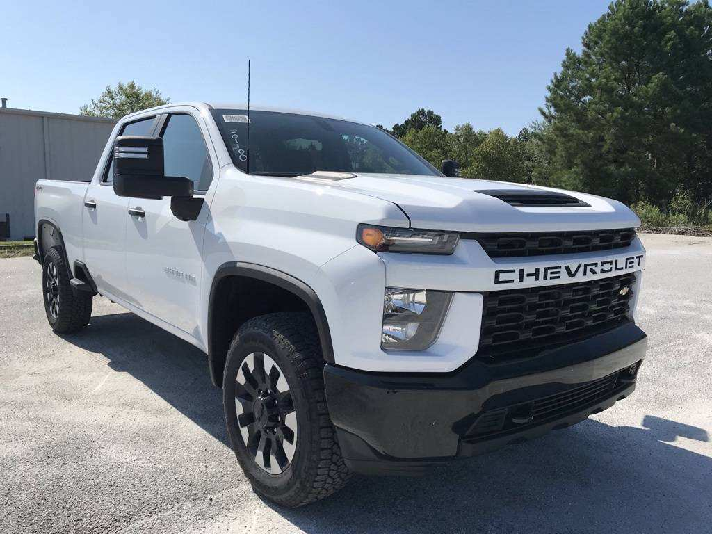 75 A 2020 Chevrolet Silverado 2500Hd For Sale New Model And Performance