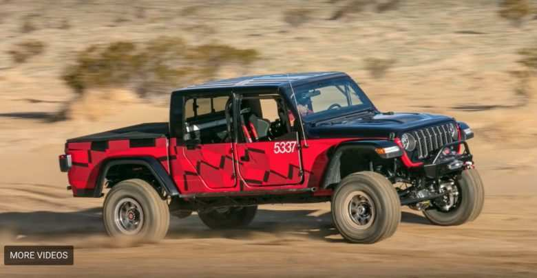 75 A 2020 Jeep Gladiator King Of The Hammers Release