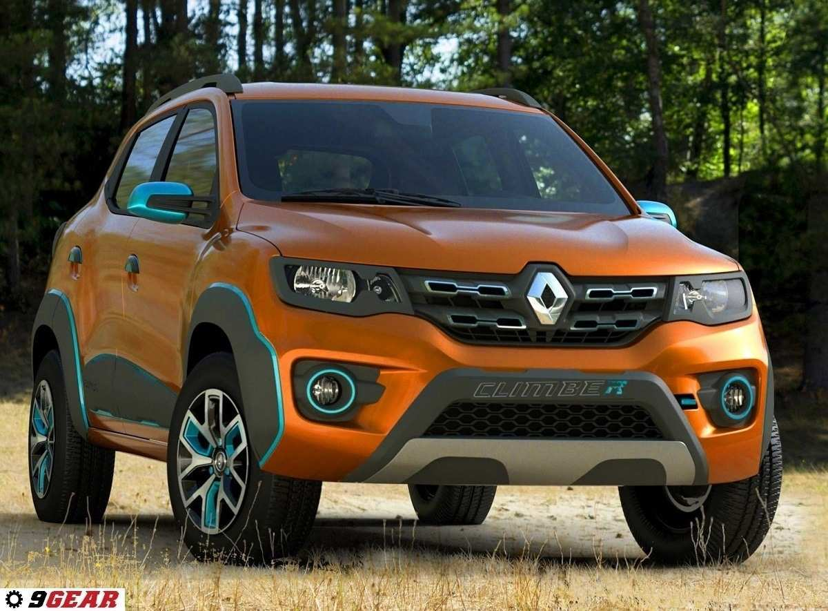 75 A Dacia Kwid 2019 Pictures