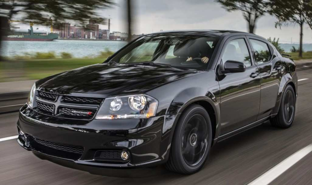 75 A Dodge Avenger 2020 Overview