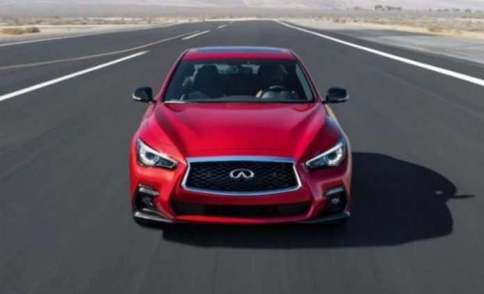 75 A Infiniti Q50 2020 Redesign Wallpaper