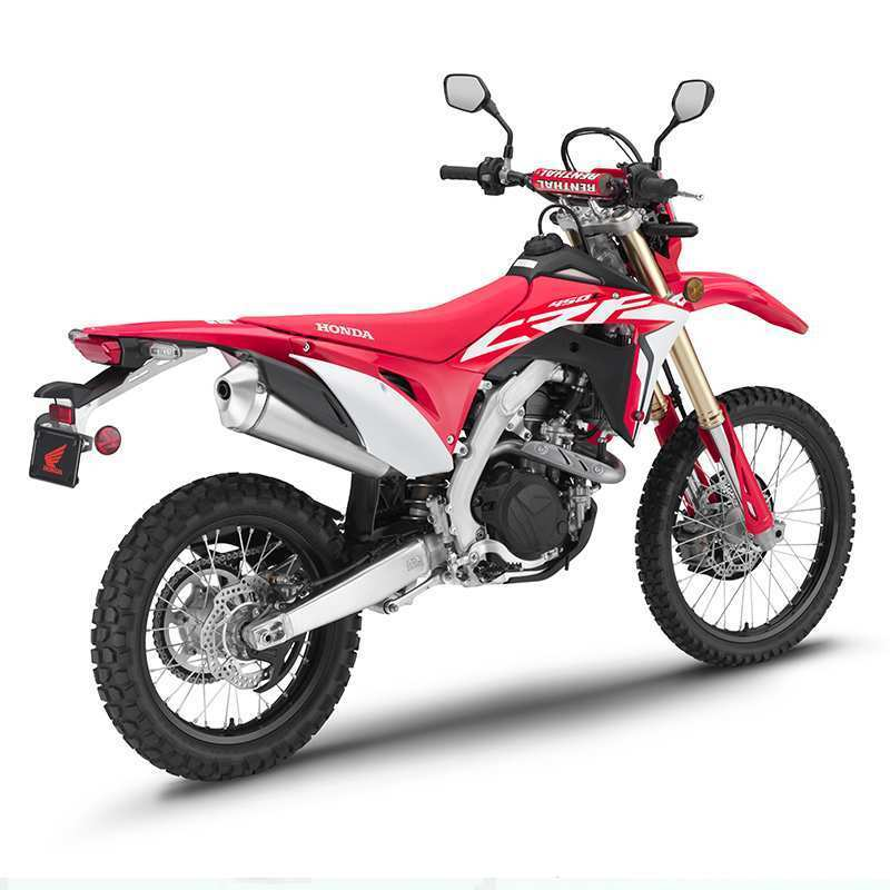 75 All New 2019 Honda Crf450L Specs And Review