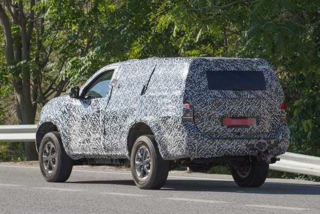 75 All New 2019 Nissan Pathfinder Spy Shots New Review