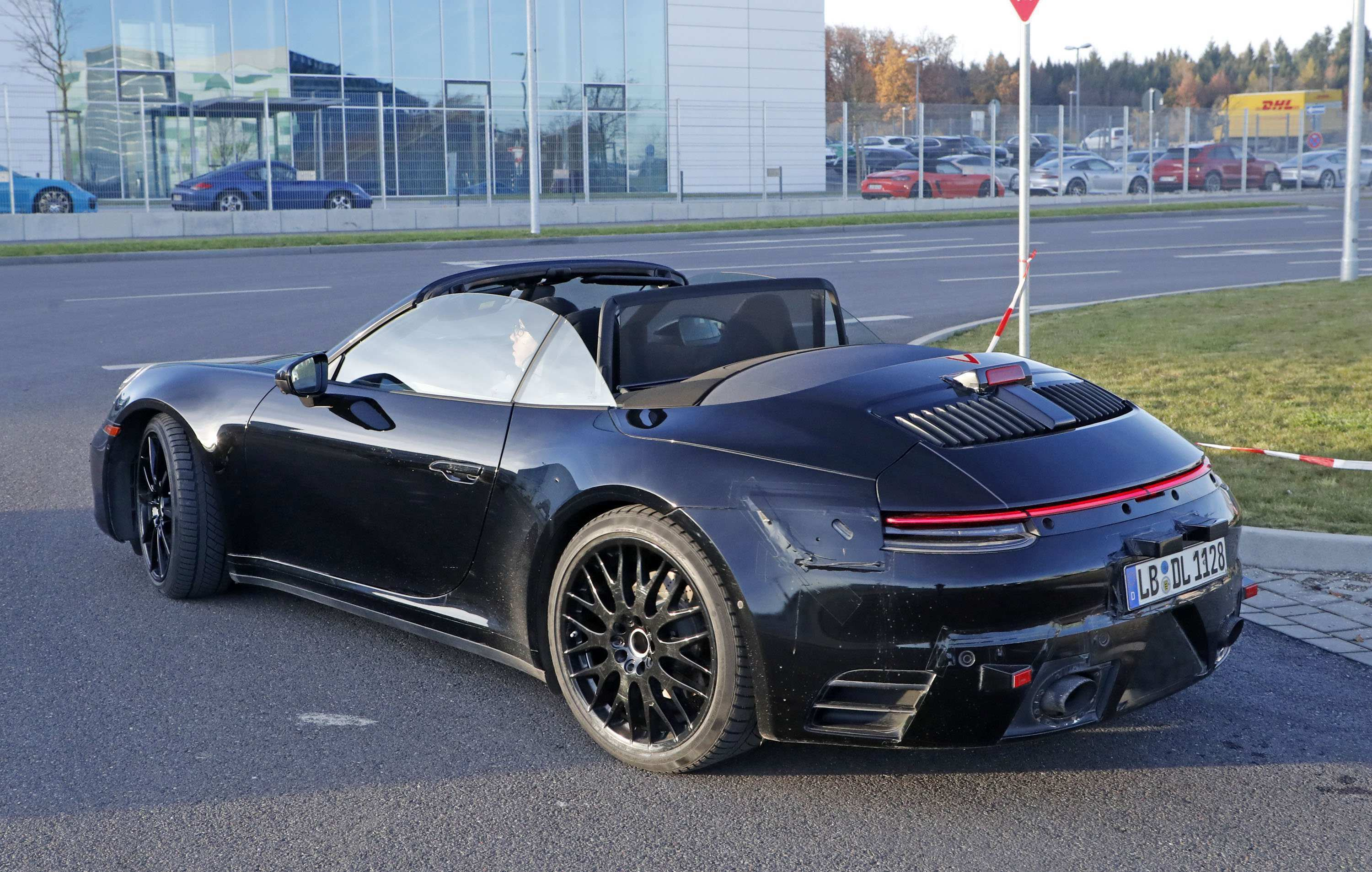 75 All New 2019 Porsche 718 Changes Release Date And Concept