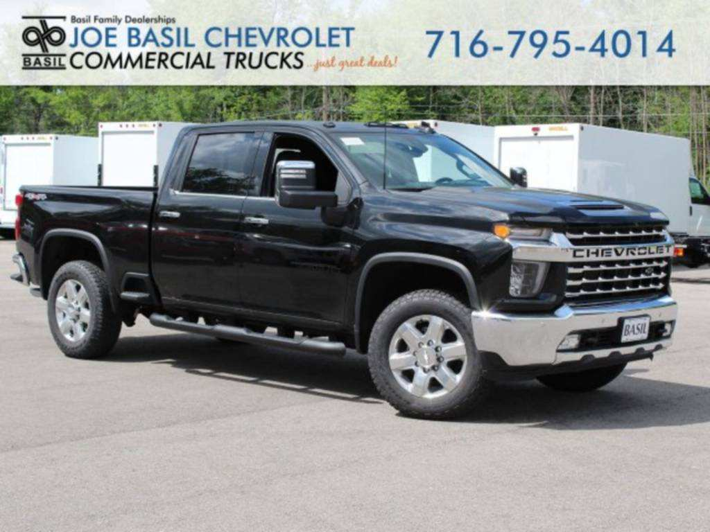 75 All New 2020 Chevrolet Silverado 2500Hd For Sale Wallpaper