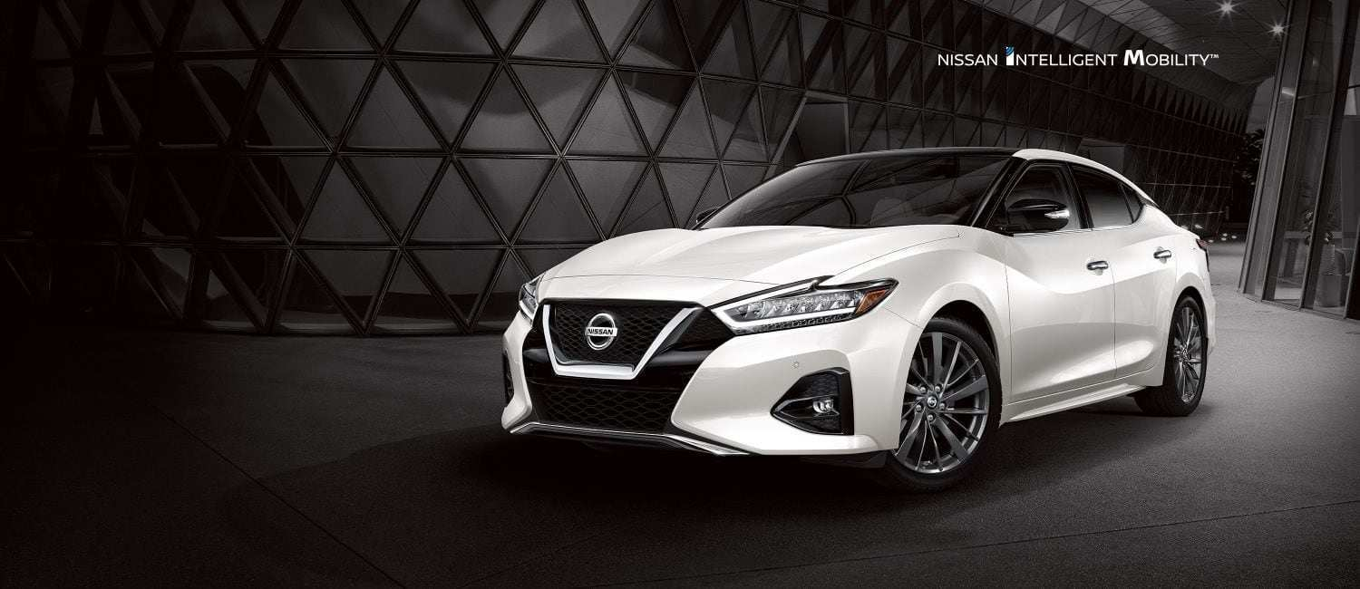75 All New 2020 Nissan Maxima Youtube Reviews