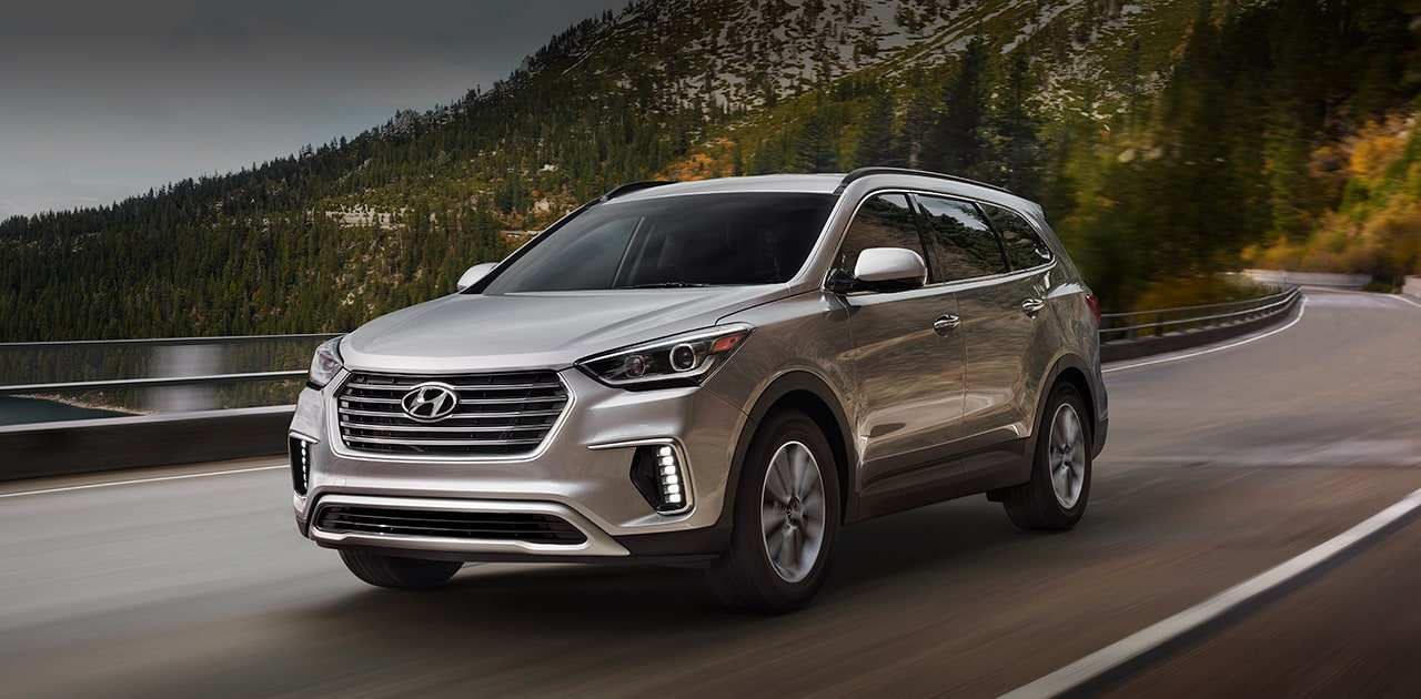 75 All New Hyundai Grand Santa Fe 2020 New Review
