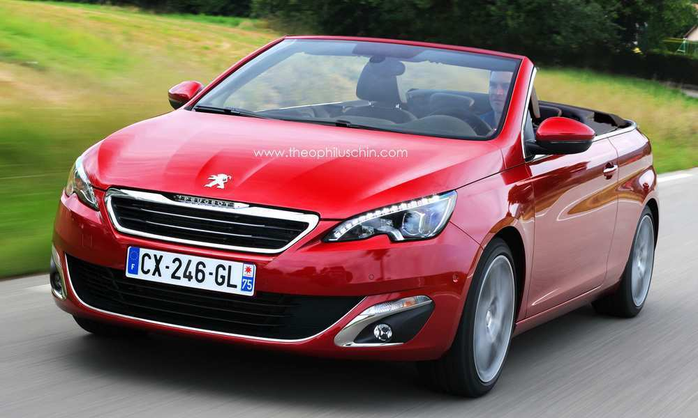 75 All New Peugeot Cabrio 2019 History