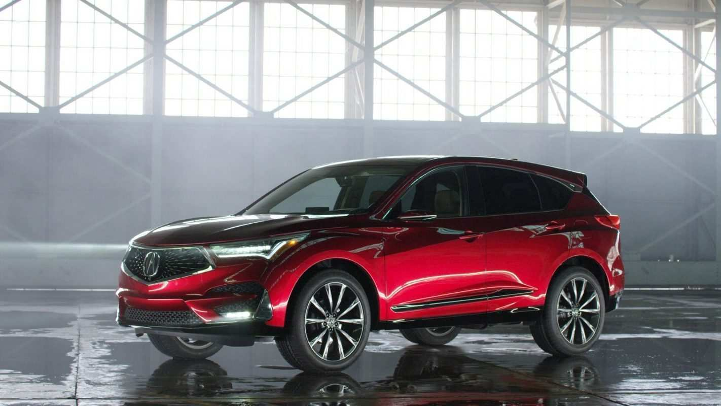 75 Best 2019 Acura Rdx Rumors Speed Test