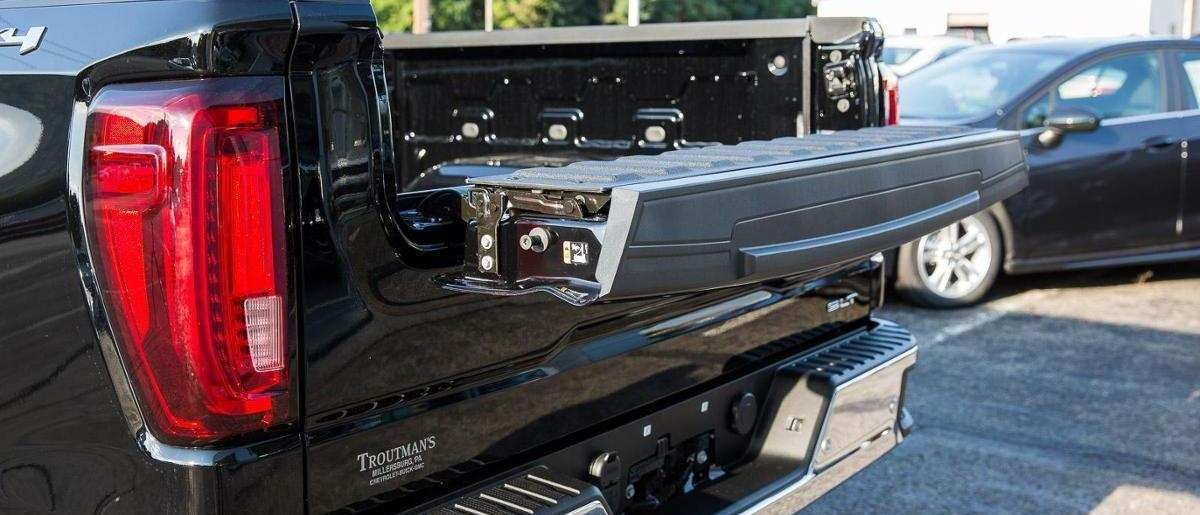 75 Best 2019 Gmc New Tailgate Price Design And Review