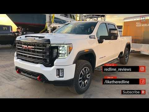 75 Best 2020 Gmc Hd Exterior And Interior