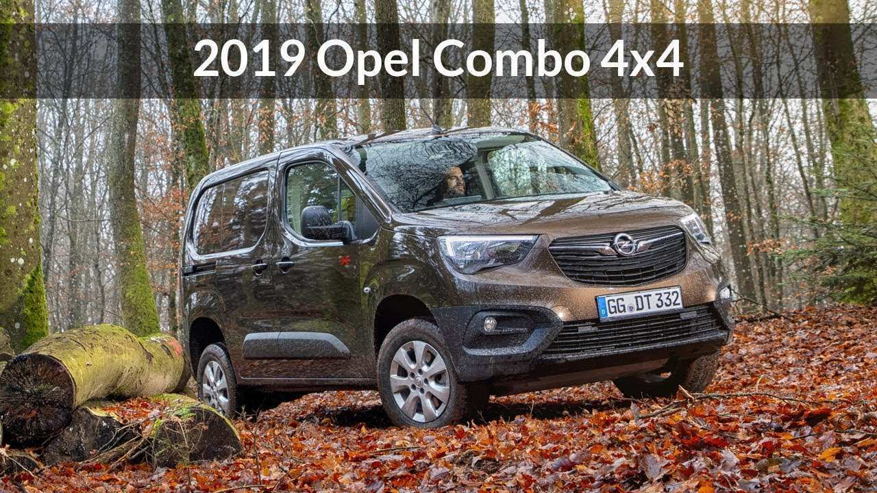 75 Best Opel 4X4 2019 Release Date And Concept