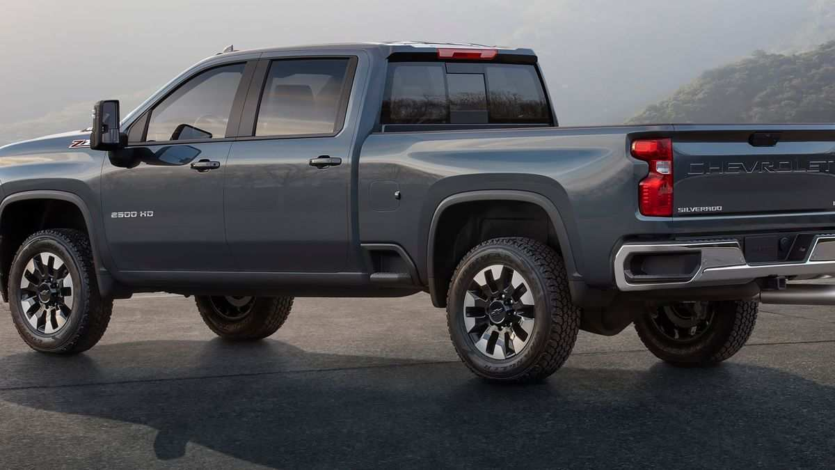 75 New 2020 Chevrolet 2500 Ugly Release
